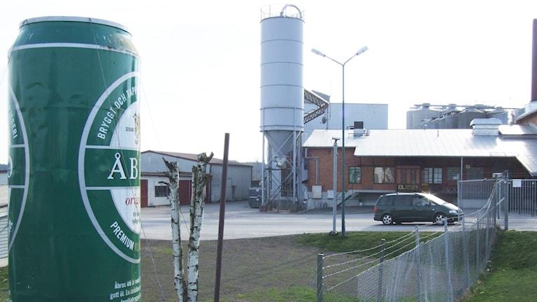 Åbro bryggeri i Vimmerby