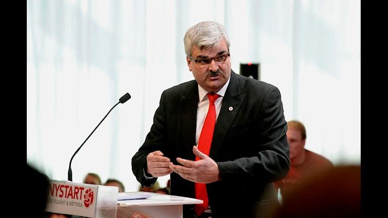 Nu hoppas socialdemokrater på en Håkan-effekt. Foto: Scanpix