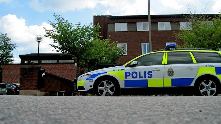 Kalmar tingsrätt. Foto: Nick Näslund/Sveriges Radio