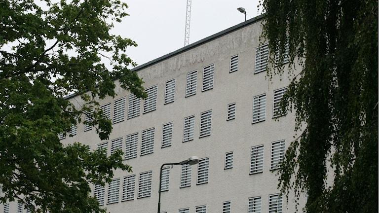 Västervik Norra. Arkivfoto: Nick Näslund/Sveriges Radio