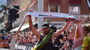 Vinnare Ironman 2017
