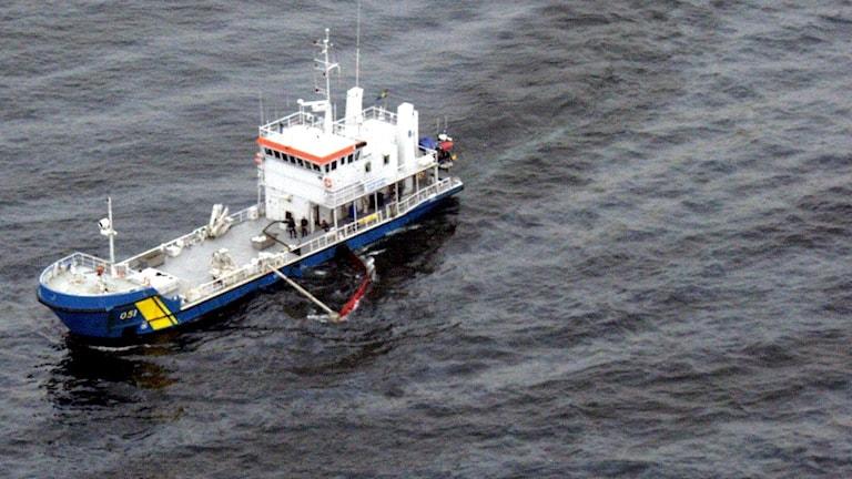Miljöskyddsfartyg