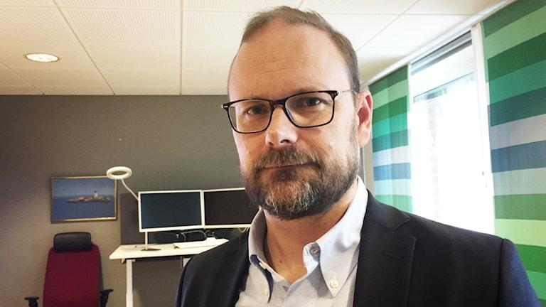 Johan Rosenqvist.