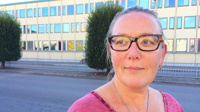 Kersti Forsberg.