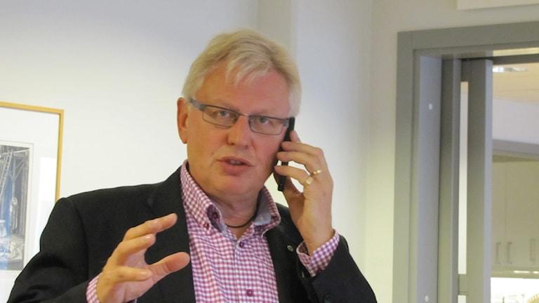Anders Andersson. Foto: Nick Näslund/Sveriges Radio.