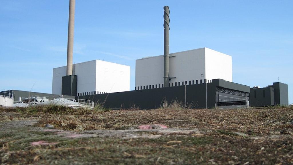 Reaktor Här kunde fyra jobba med falska intyg.. Foto: Nick Näslund/Sveriges Radio.