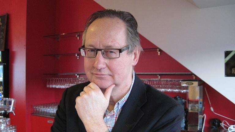 Ulf Nilsson. Foto Tobias Sandblad/Sveriges Radio