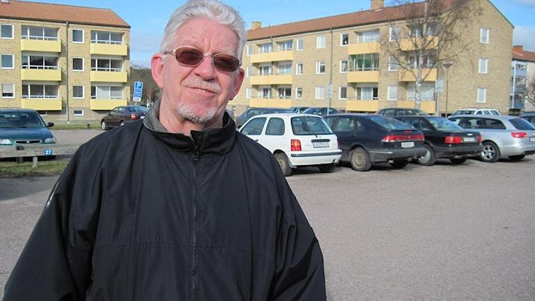 Bengt Thomasson - disciplinansvarig i korpen Kalmar