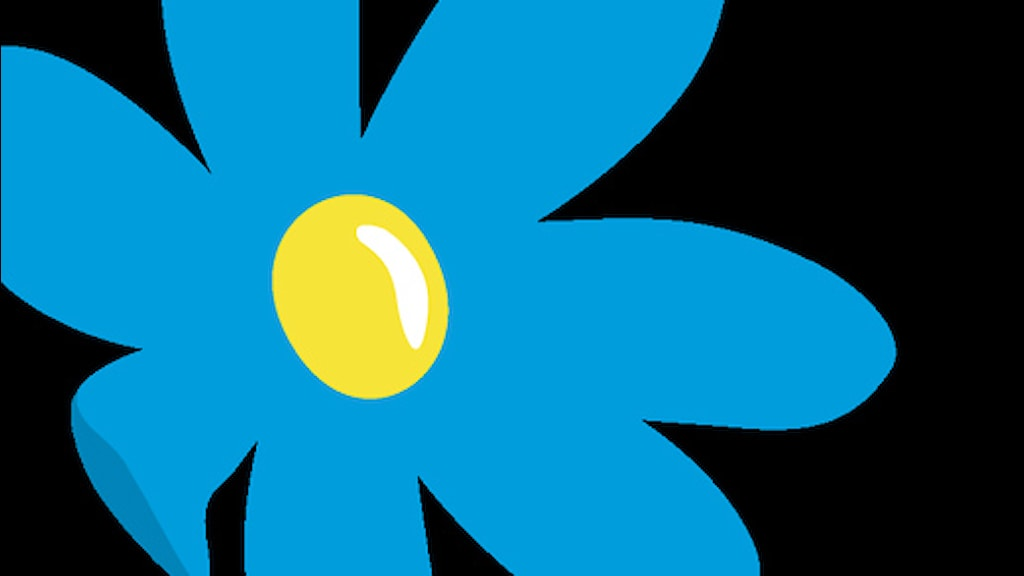 Sverigedemokraternas logotyp.
