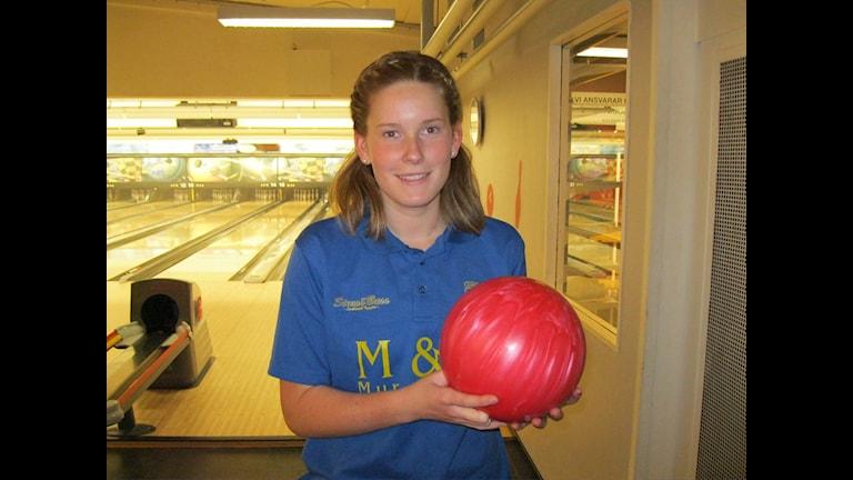 Jenny Johansson, Cahoot, Bowling.