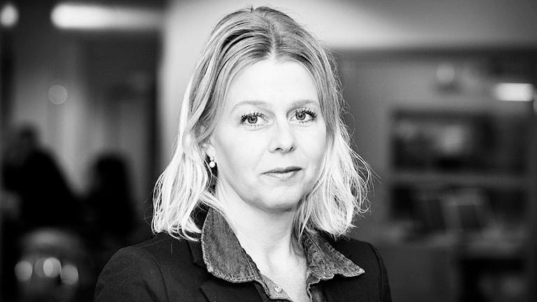Louise Haag. Foto: Malin Gustavsson