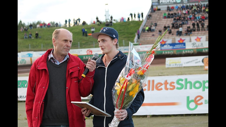 Bosse Nilsson och Jesper Svensson