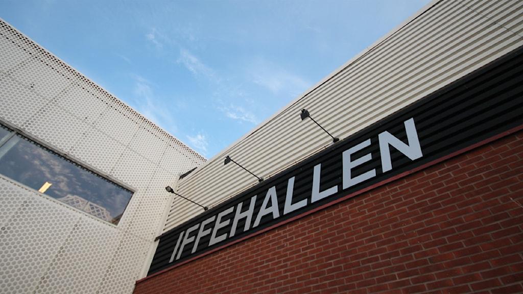 Iffe-hallen i Kalmar.