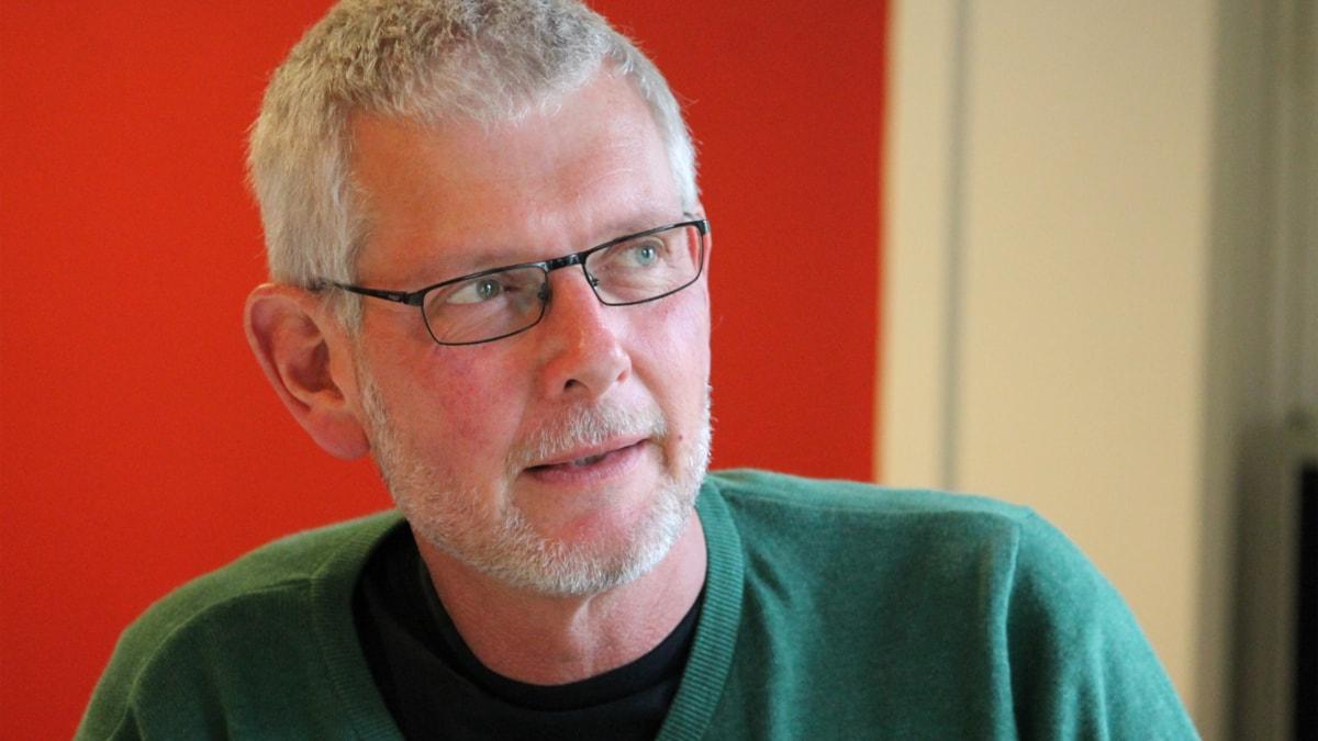 Anders Åkesson. Foto: Nick Näslund/Sveriges Radio.