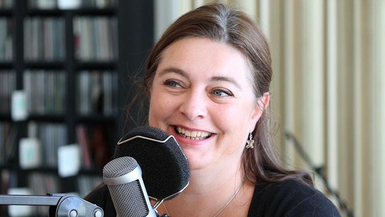 Helena Victor. Foto: Niklas Kaldner/Sveriges Radio