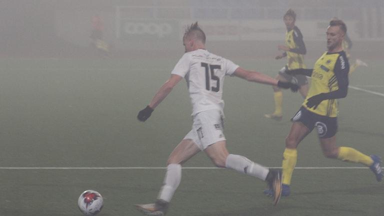Fotbollsspelare i Oskarshamns AIK.