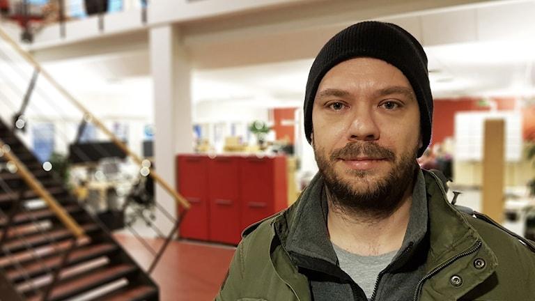 Daniel Lundell.