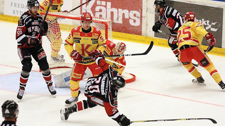 Nybro Vikings och Kalmar HC