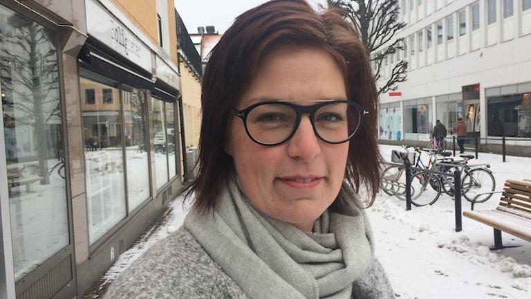 Josephine Svensson, rektor på Astrid Lindgrens skola.