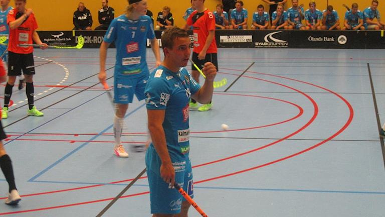 Johan Wittberg, Kalmarsund, September 2013