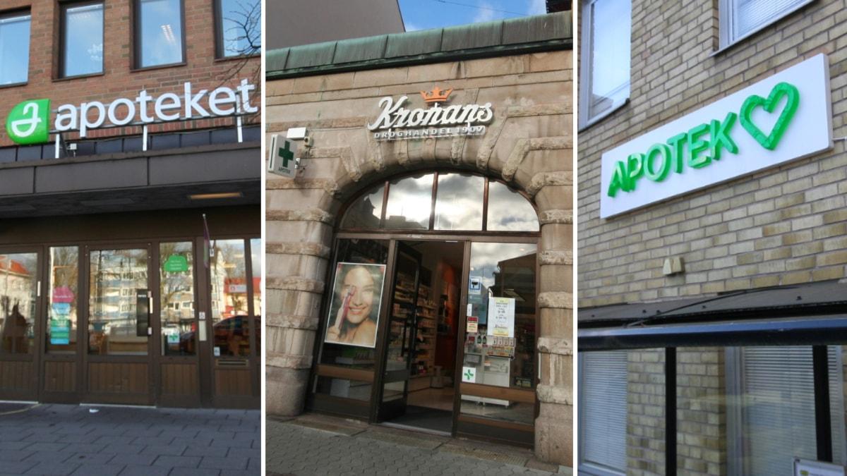 söndagsöppet apotek stockholm
