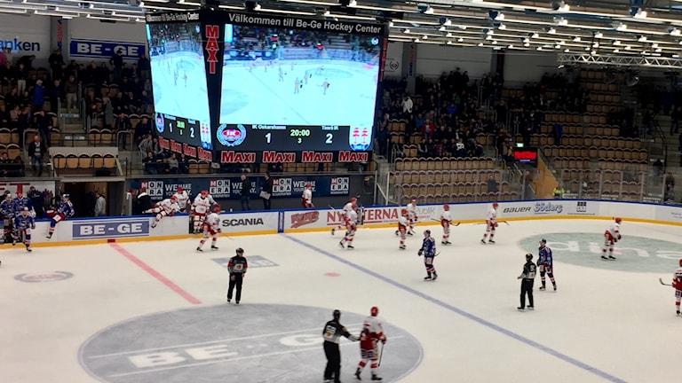 IK Oskarshamn-Timrå 1-2