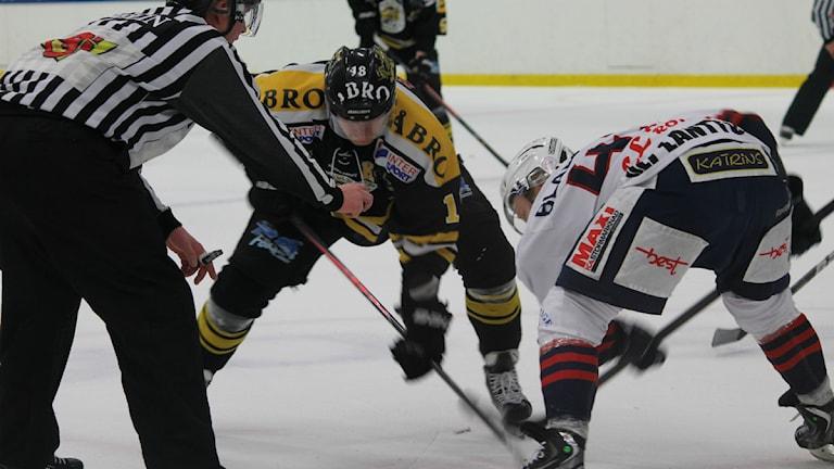 Jakob Karlsson, Vimmerby Hockey, januari 2014
