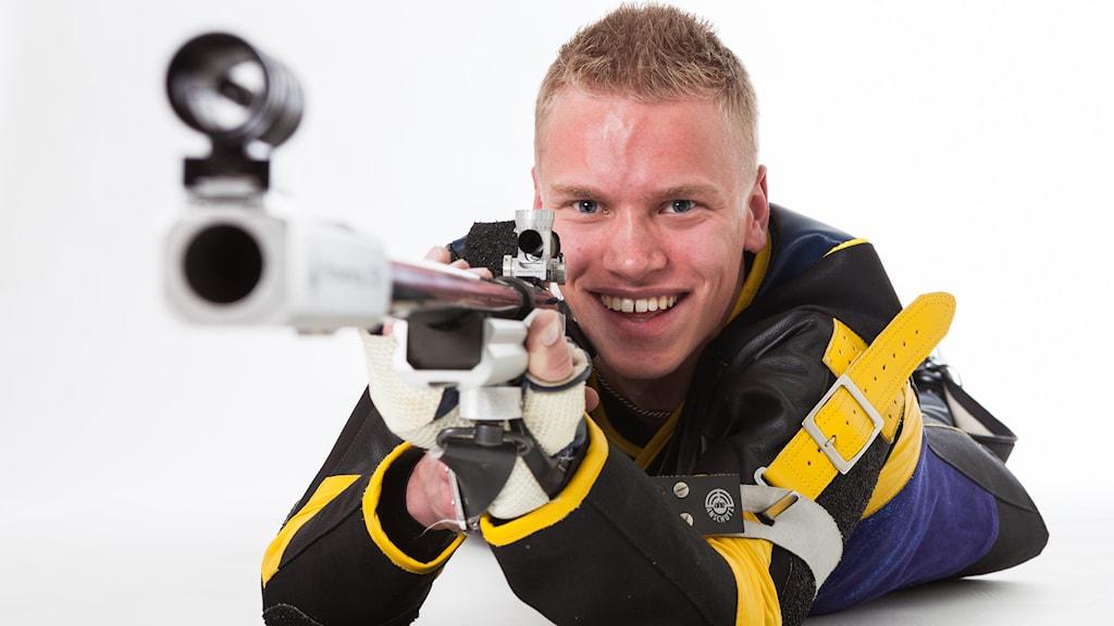 Mathias Sjöström. Foto: Marcus Alsér