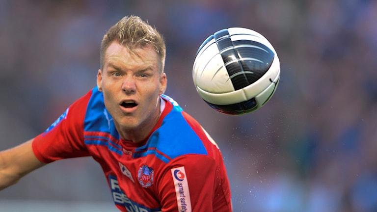 Marcus Nilsson. Foto: Björn Lindgren/TT