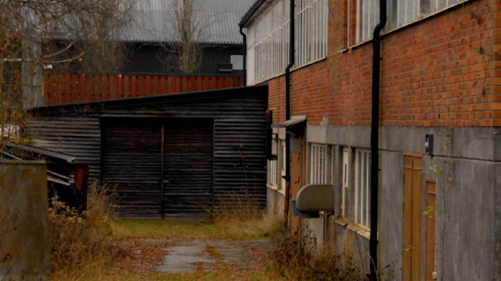 Glasbruksmiljö. Foto: Glenn Möllergren/Sveriges Radio