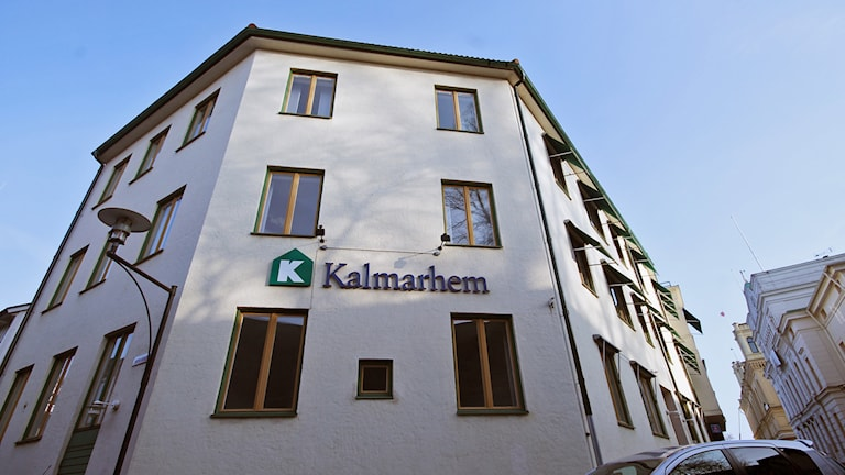 Kalmarhems huvudkontor. Foto: Nick Näslund/Sveriges Radio