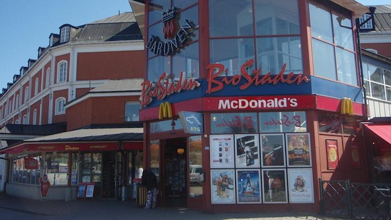 McDonalds vid Baronen i Kalmar.