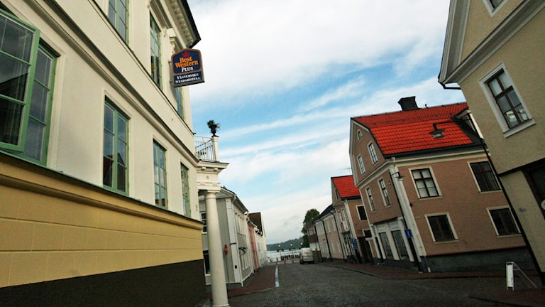 Arkivbild: Västervik.