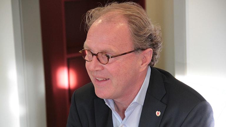 Anders Nyblom. Foto: Leif Johansson/Sveriges Radio