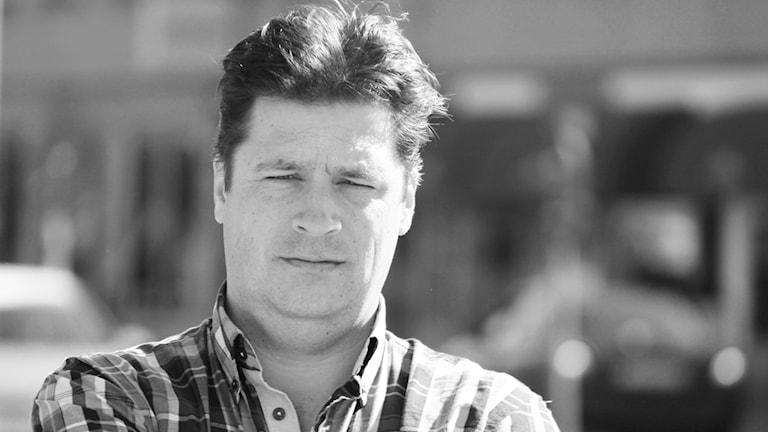 Magnus Krusell. Foto: Nick Näslund/Sveriges Radio