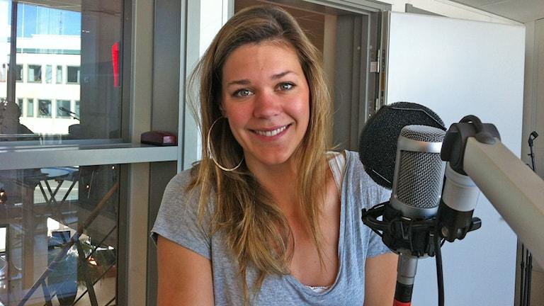 Kinka Barvestad. Foto: Maria Skagerlind/Sveriges Radio