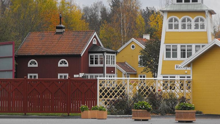 Astrid Lindgrens värld. Foto: Nick Näslund/Sveriges Radio
