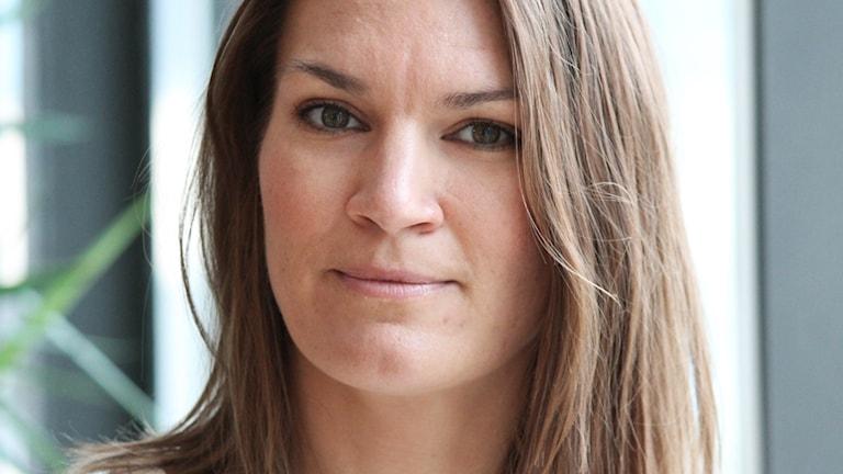 Malin Wollin. Foto: Nick Näslund/Sveriges Radio