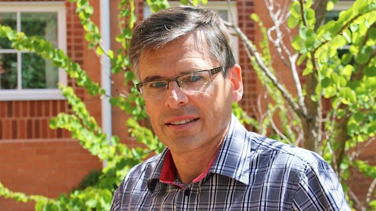 Lars Rosander. Foto: Johanna Lindblad Ahl/Sveriges Radio