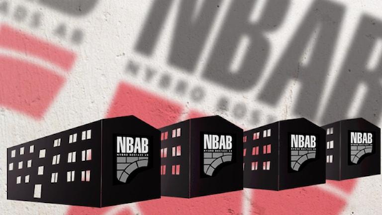 NBAB. Illustration: Nick Näslund/Sveriges Radio