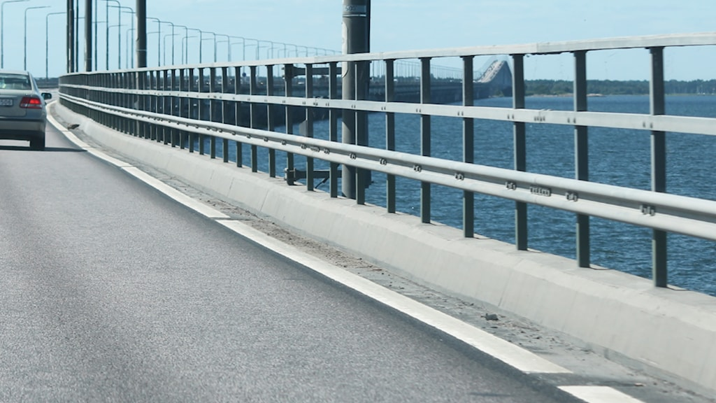 Ölandsbron. Foto: Nick Näslund/Sveriges Radio