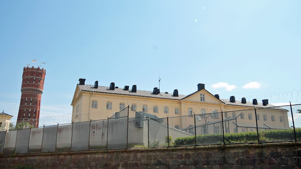 Fängelse. Foto: Nick Näslund/Sveriges Radio