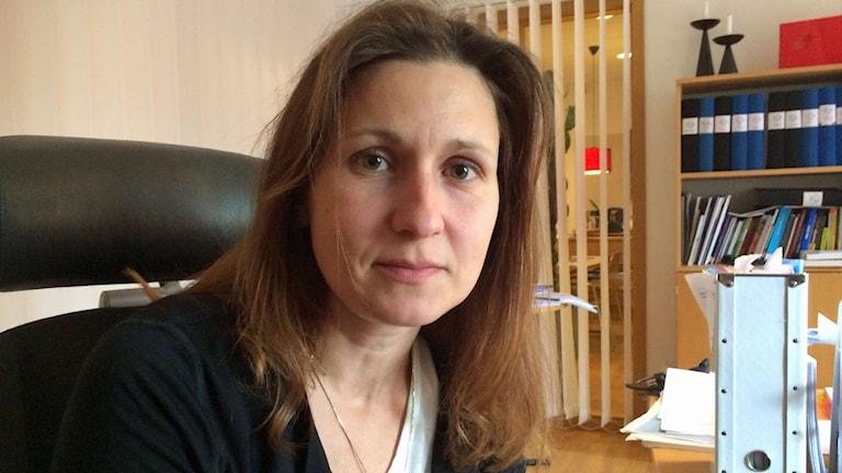 Michelle Dobos Sandell.