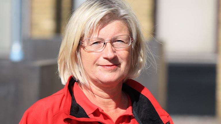 Lena Segerberg. Foto: Nick Näslund/Sveriges Radio
