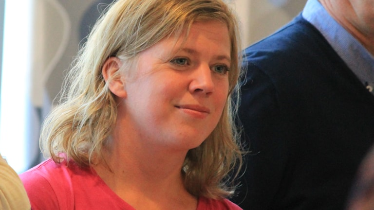 Anna Thore. Foto: Nick Näslund/Sveriges Radio