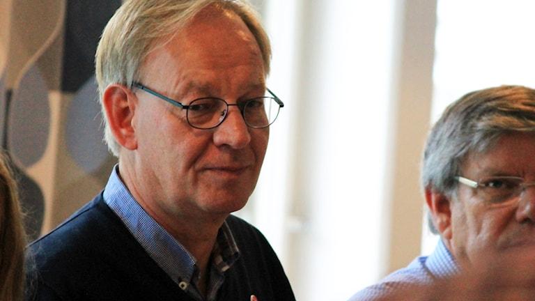 Bertil Dahl. Foto: Nick Näslund/Sveriges Radio