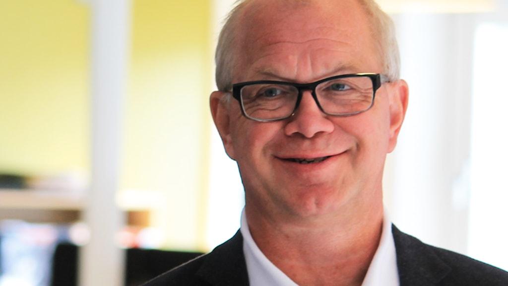 Christer Jonsson. Foto: Nick Näslund/Sveriges Radio