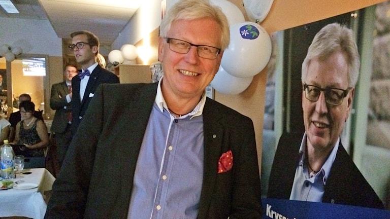 Anders Andersson. Foto: Tobias Sandblad/Sveriges Radio