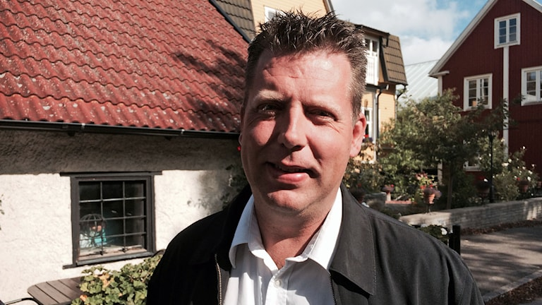 Henrik Yngvesson, Moderaterna Mörbylånga.