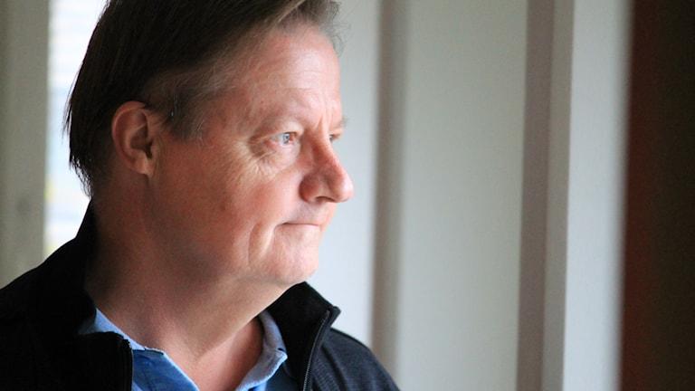 Bosse Angelöw. Foto: Nick Näslund/Sveriges Radio